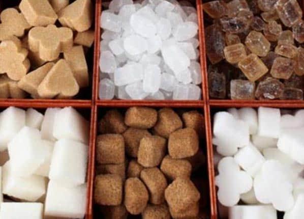 Cukormentes diétás ételek alapanyagai a cukor megjelenési formái