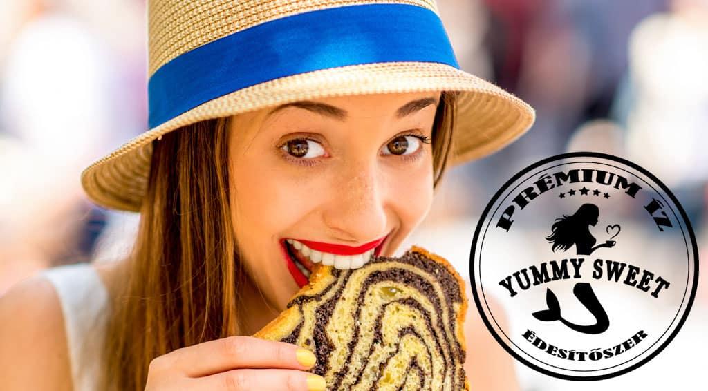 Yummy Sweet Gastro édesítőszer- dietas, cukormentes ételekhez