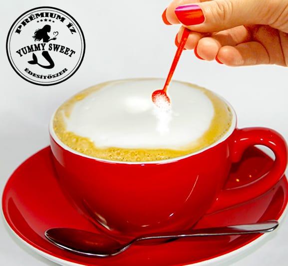 Yummy Sweet édesítőszer adagolás kávé