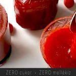 Eperlekvár- diétás, cukormentes recept