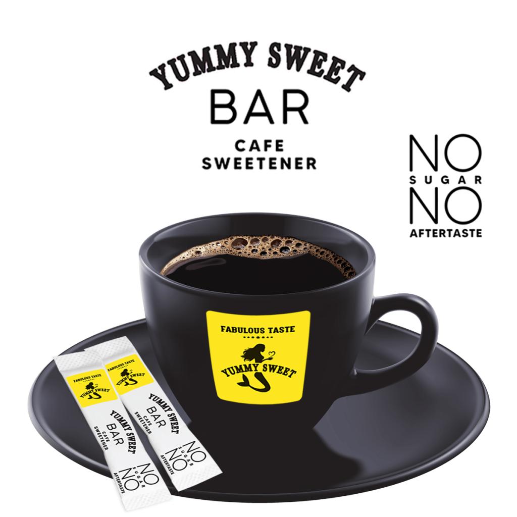 Yummy Sweet édesítőszerek Bar Cafe Kávéhoz Csesze