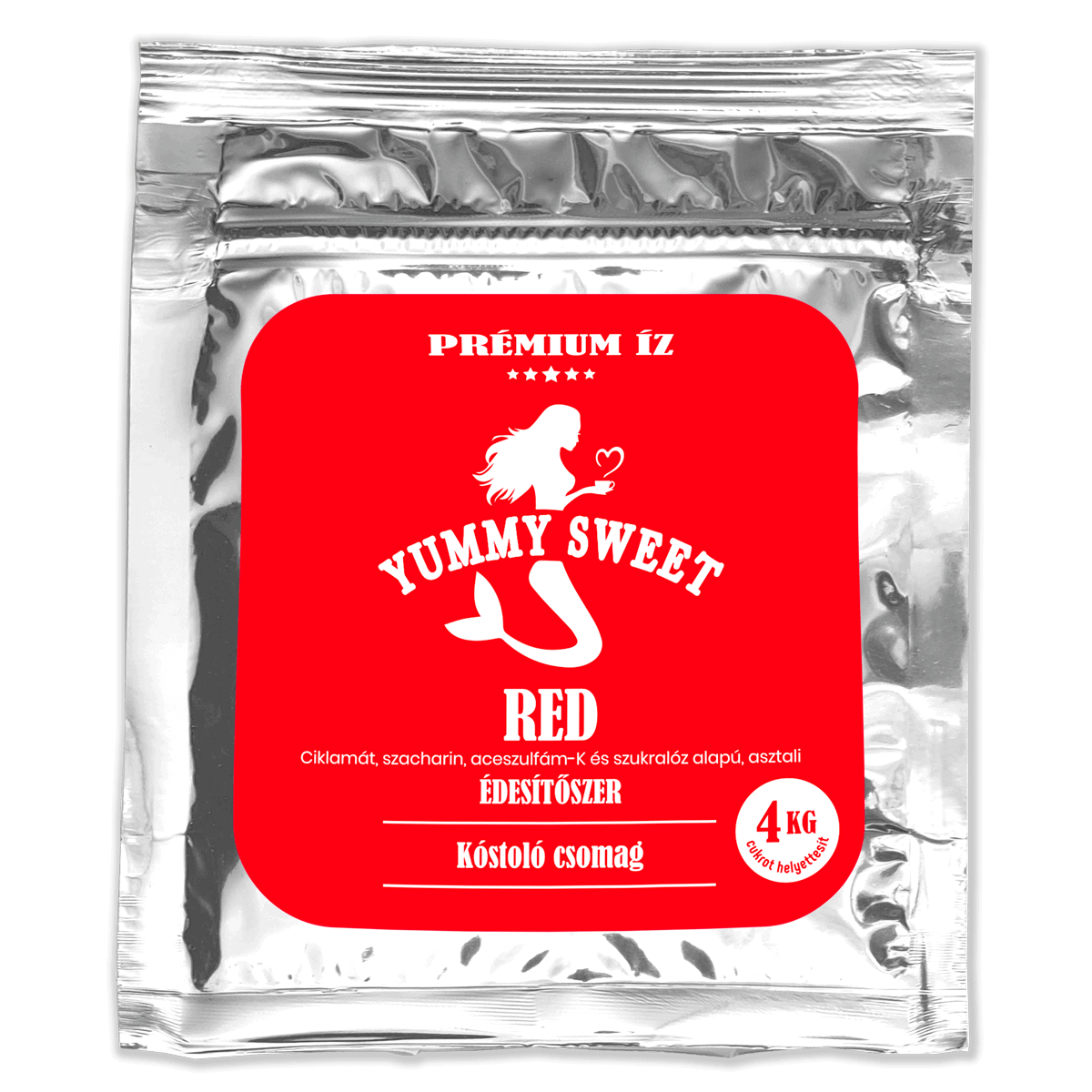 Yummy Sweet Edesitoszerek Red Kostolocsomag 24g 2020 4